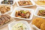 料理の強い味方 増加する加工食品の利用