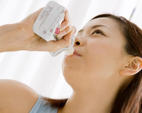 「食と生活」のマンスリー・ニュースレター<br>健康意識を背景に受容層広がるゼリー飲料