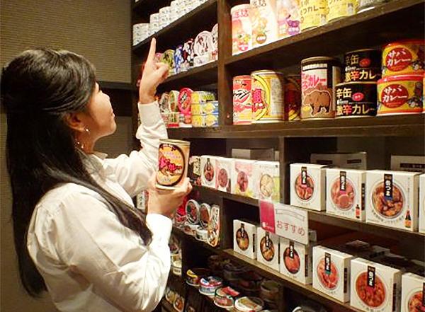 消費者調査データ<br>缶詰<br>水産缶詰人気。まぐろ缶詰、さば缶詰が上位独占
