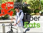 「出前館」「Uber Eats」、コロナ下で認知拡大